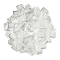 Clizia Ceiling/Wall Light by Slamp (White/S)-OPEN BOX RETURN