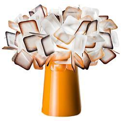 Clizia Mini Table Lamp (Orange) - OPEN BOX RETURN
