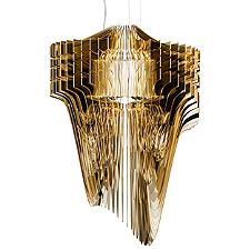 Aria Gold Pendant Light