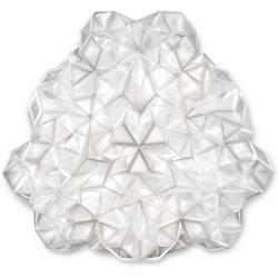 Drusa Flushmount / Wall Sconce (White) - OPEN BOX RETURN