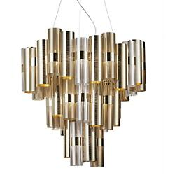 La Lollo LED 3-Tier Chandelier