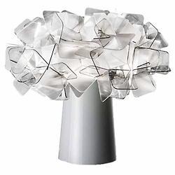 Clizia Mini Table Lamp by Slamp (Fume) - OPEN BOX RETURN