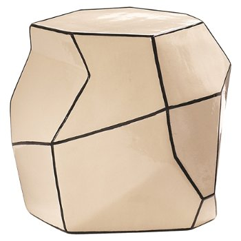 Geo Stool/Accent Table