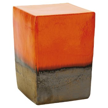 Shown in Orange and Metallic
