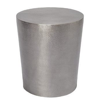 Shown in Raw Sterling finish