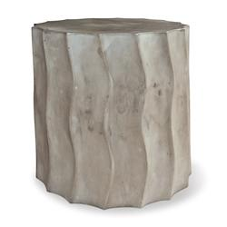 Wave Accent Table, Short