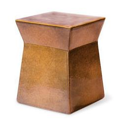 Ashlar Stool Accent Table