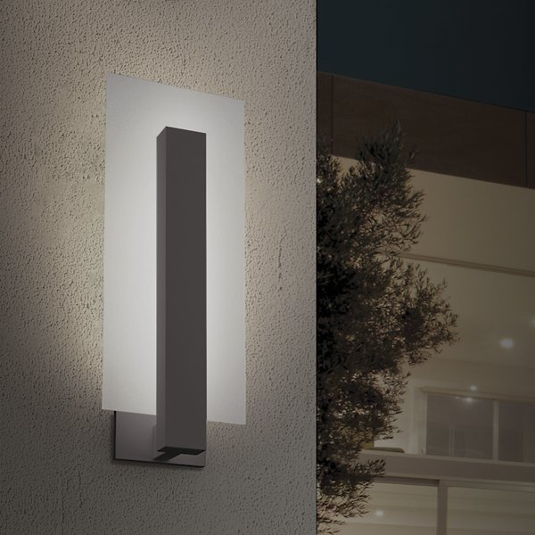 Midtown Indoor/Outdoor LED Wall Sconce