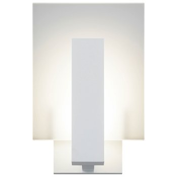 Shown in Textured White finish, Short size