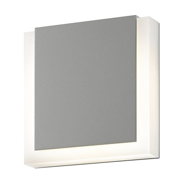SQR Indoor/Outdoor LED Wall Sconce