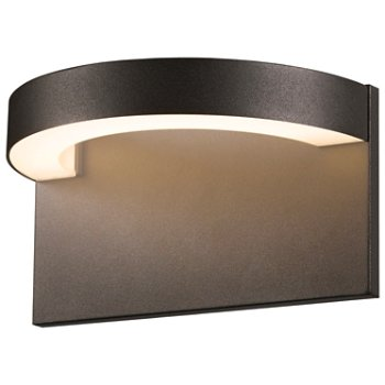 cusp led wall sconce