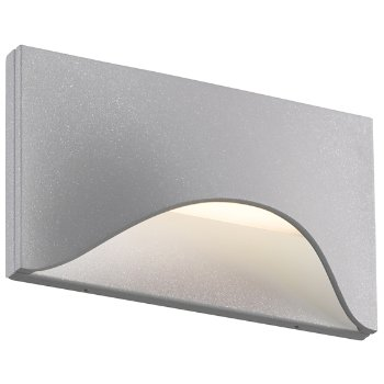 Tides Low Indoor/Outdoor LED Wall Sconce