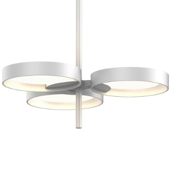 Light Guide Ring 3 Light Pendant By SONNEMAN Lighting At