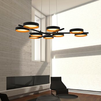Shown in Satin Black finish and Apricot interior finish, in use