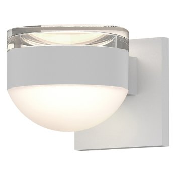 Reals Up/Down Indoor/Outdoor LED Wall Sconce