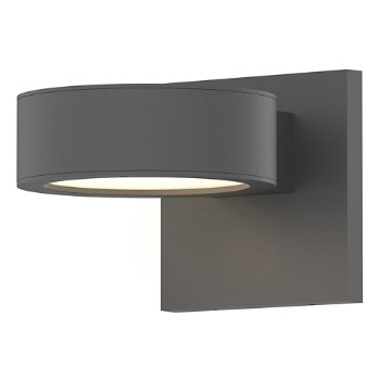 Shown in Optical Acrylic Plate, Textured Gray finish