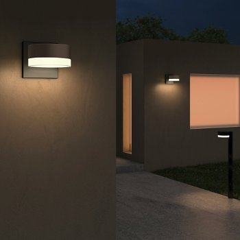Reals Indoor/Outdoor LED Wall Sconce