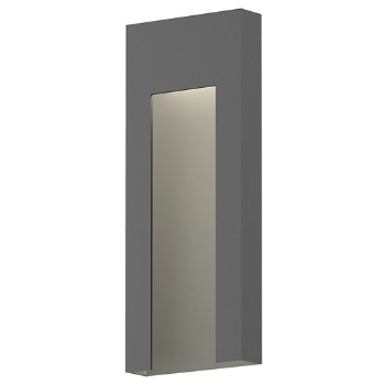 Shown in Textured Gray finish, Tall