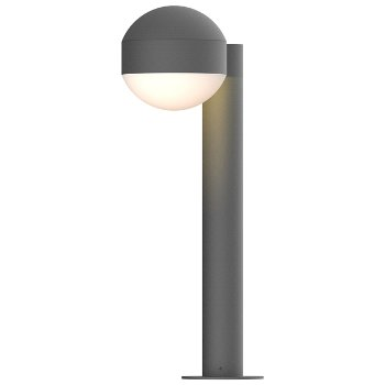 REALS LED Dome Cap Bollard