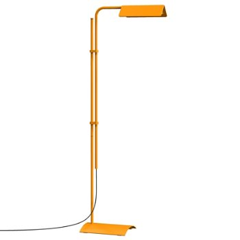Shown in Satin Orange Aluminum