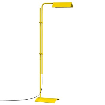 Shown in Satin Yellow Aluminum