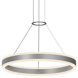 Double Corona LED Pendant