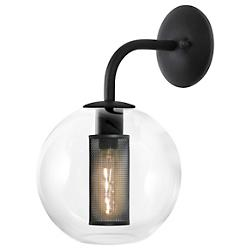 Tribeca Wall Sconce (Black/Mesh/Small) - OPEN BOX RETURN