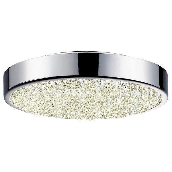 Dazzle Round LED Flushmount