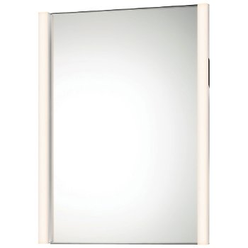 Vanity Slim Vertical LED Mirror Kit