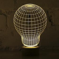 Bulbing LED Table Lamp by Studio Cheha - OPEN BOX RETURN