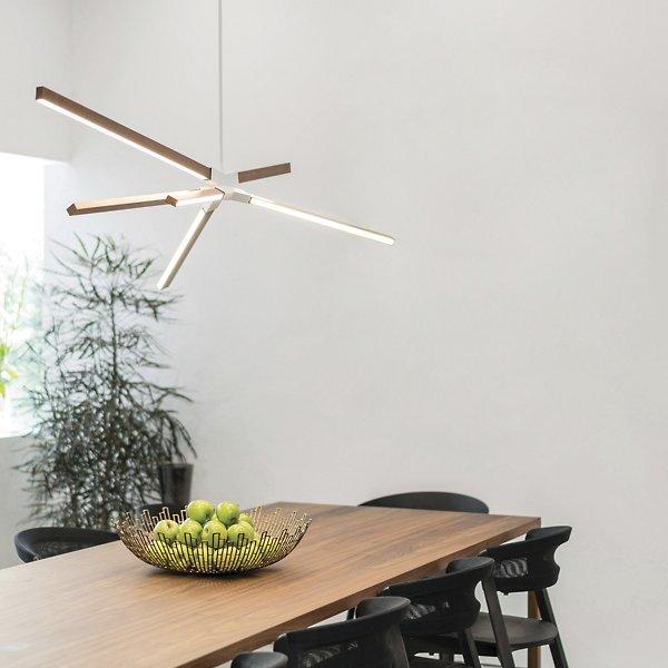 Sky Bang LED Chandelier
