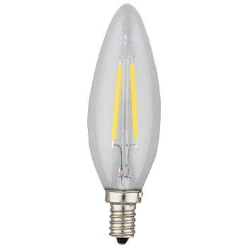 4w 120v c10 e12 led filament bulb