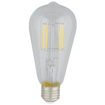 4W 120V ST64 E26 LED Antique Reproduction Bulb