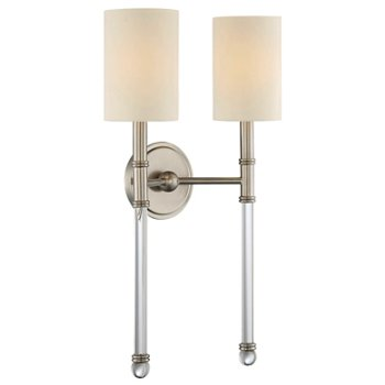 Fremont 2-Light Wall Sconce