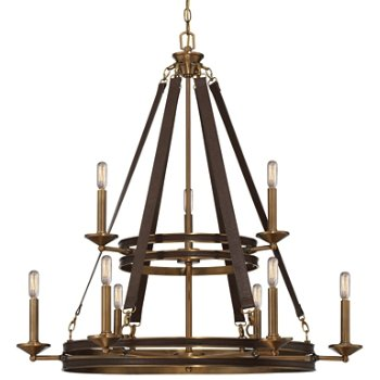 Harrington 2-Tier Chandelier