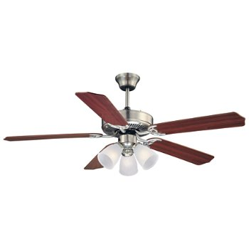 First Value 3 Shade Ceiling Fan