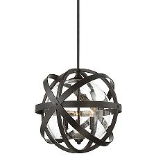 Bassett Outdoor Pendant Light