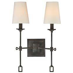 Lorainne Double Wall Sconce