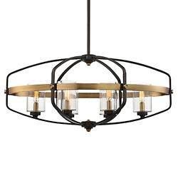 Kirkland Wide Chandelier