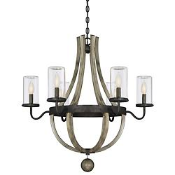 Eden Outdoor Chandelier