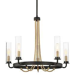 Kearney 8071 Chandelier (5 Light) - OPEN BOX