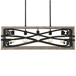 Amador 5-Light Linear Suspension