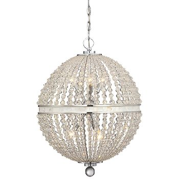 Bourne 9-Light Pendant