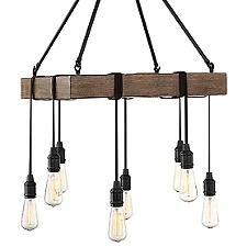 Burgess 8-Light Chandelier