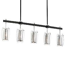 Dunbar 5-Light Linear Suspension