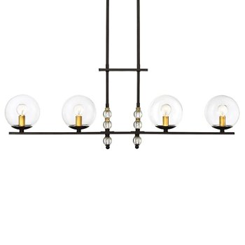 Granville 4-Light Linear Suspension