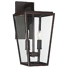 Milton 2-Light Outdoor Wall Sconce