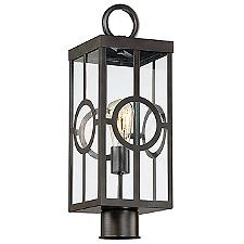 Lauren Outdoor Post Light