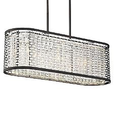 Leeds 4-Light Linear Suspension