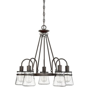 Portsmouth 5-Light Outdoor Chandelier